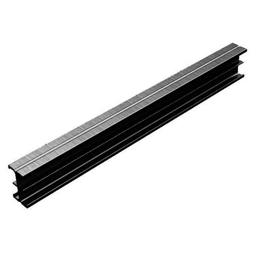 "Arri T6 Straight Aluminum Rail - 6.6"" / 2.0 m (Black)"