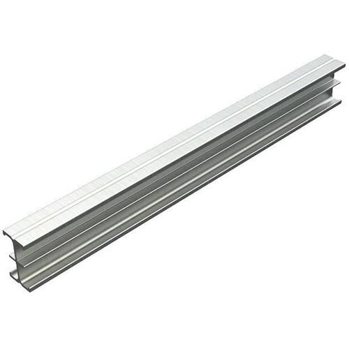 Arri T6 Straight Aluminum Rail - 16.5' / 5.0 m (Silver)