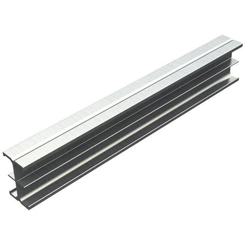 Arri T8 Straight Aluminum Rail - 16.5' / 5.0 m (Silver)