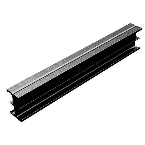 Arri T8 Straight Aluminum Rail - 16.5' / 5.0 m (Black)