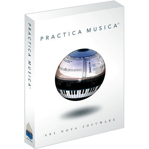 Ars Nova Practica Musica CD & Textbook (50 Licenses)