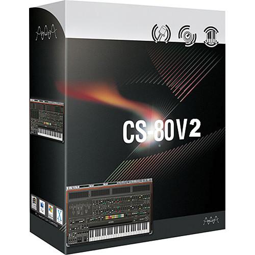 Arturia CS-80V 2.5 - Virtual Synthesizer