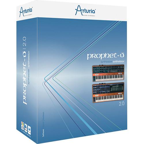 Arturia Prophet V 2.5 - Virtual Synthesizer