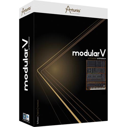 Arturia Modular V 2.6 - Virtual Synthesizer