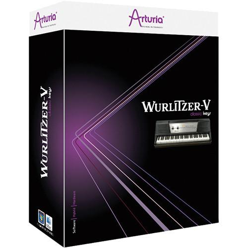 Arturia Wurlitzer V - Virtual Instrument