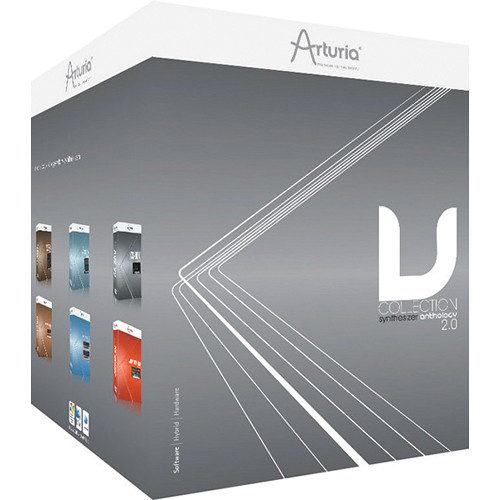 Arturia V Collection 2.0 - Virtual Synthesizer Anthology