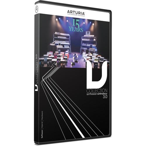Arturia V Collection 3 - Virtual Instrument Bundle