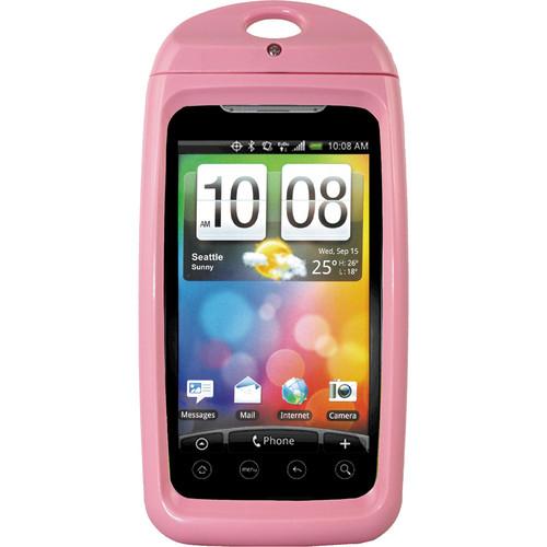 Aryca Tide Waterproof Smartphone Case (Pink)