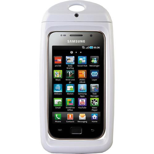 Aryca Tide Waterproof Smartphone Case (White)