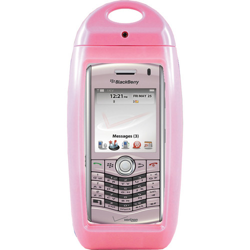 Aryca Drift Waterproof Case for Basic Smartphone (Pink)