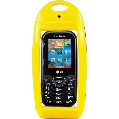 Aryca Drift Waterproof Case for Basic Smartphone (Yellow)