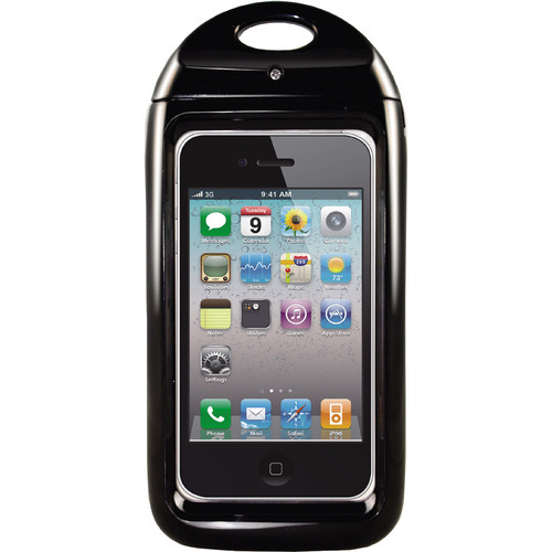 Aryca Wave Waterproof Smartphone Case (Black)