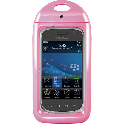 Aryca Wave Waterproof Smartphone Case (Pink)