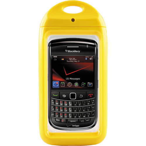 Aryca Wave Waterproof Smartphone Case (Yellow)