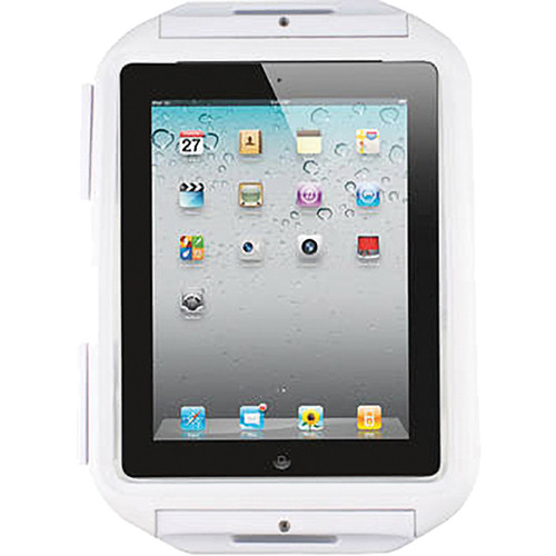 Aryca Rock Waterproof Case for iPad 2nd, 3rd, and 4th Generation (White)