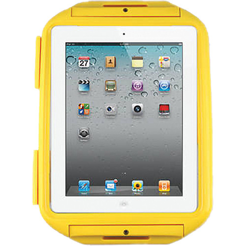 Aryca Rock Waterproof Case for iPad 2nd, 3rd, and 4th Generation (Yellow)