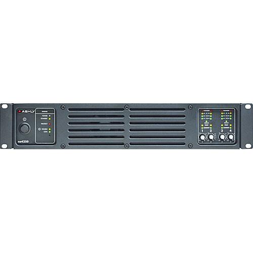 Ashly ne4250.70pe Network Enabled Four-Channel Amplifier 250W @ 70V