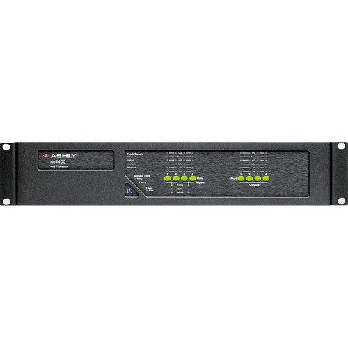Ashly ne4400d - Digital Signal Network Processor