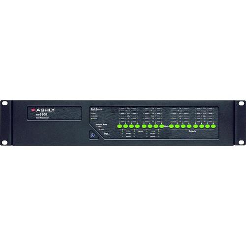Ashly ne8800d - Digital Signal Network Processor