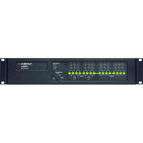 Ashly ne8800dm - Digital Signal Network Processor