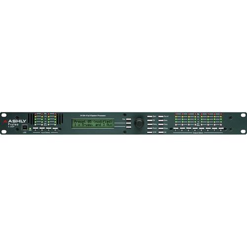 Ashly Protea 4.8SP - 4 Input, 8 Output Digital Speaker Processor