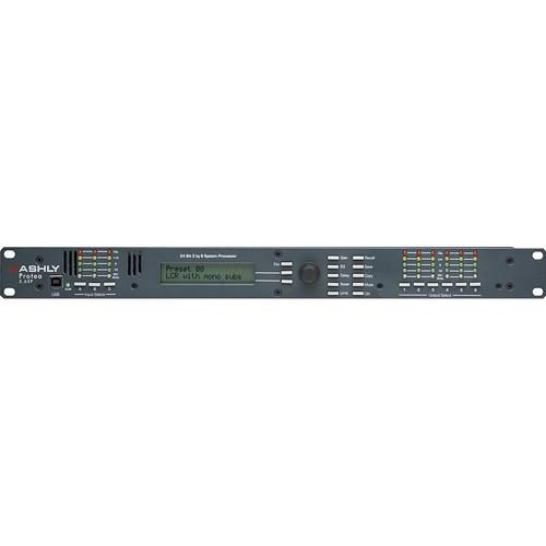 Ashly Protea 3.6SP - 3 Input, 6 Output Digital Speaker Processor