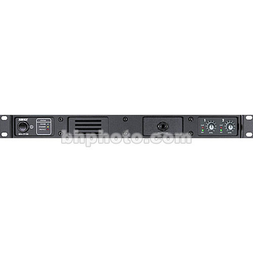 Ashly SRA-2150 -  Rackmount Stereo Power Amplifier