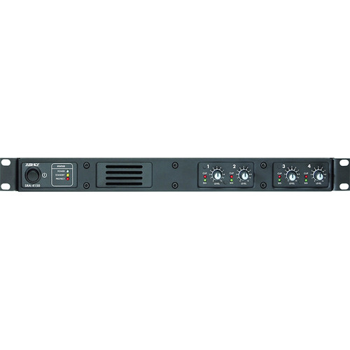 Ashly SRA Series SRA-4150 Convection-Cooled 4-Channel Power Amplifier