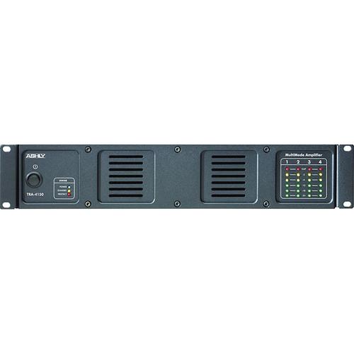 Ashly TRA-4150 -  Rackmount 4-Channel Power Amplifier w/Transformer