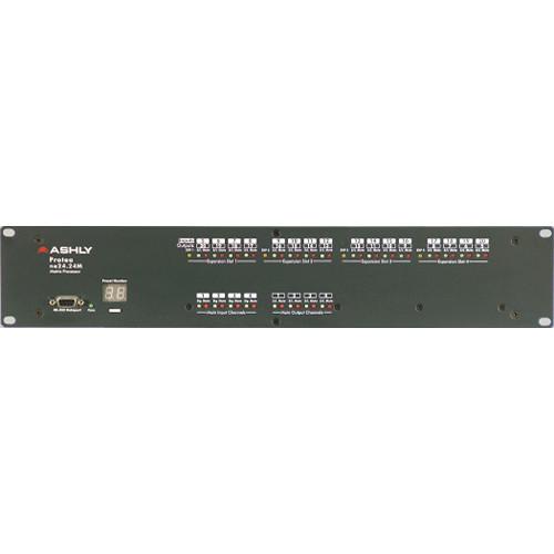 Ashly ne24.24M Logic 4-Output Expansion Module