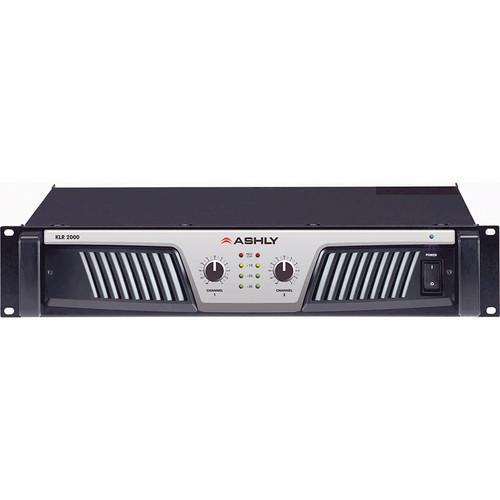 Ashly KLR-2000 Stereo Power Amplifier (350W/Channel @ 8 Ohms Stereo)