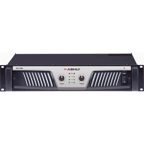 Ashly KLR-3200 Stereo Power Amplifier (650W/Channel @ 8 Ohms Stereo)