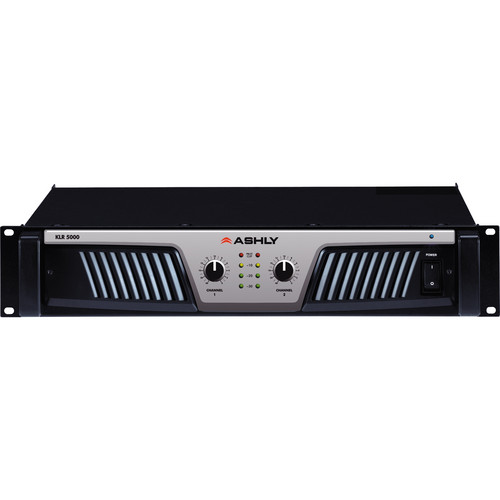 Ashly KLR-5000 Two-Channel High Performance Amplifier