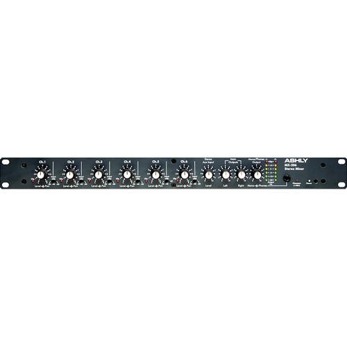 Ashly MX206 Stereo Microphone Mixer
