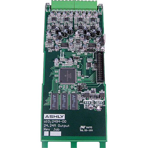 Ashly 24.24M Output Expansion Module