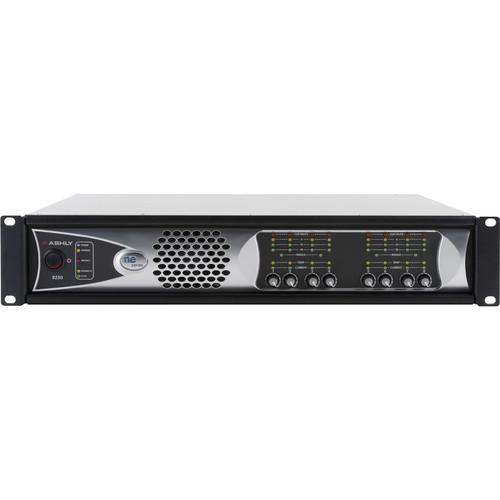 Ashly ne8250.70 Network Enabled Eight-Channel Amplifier 250W @ 70V