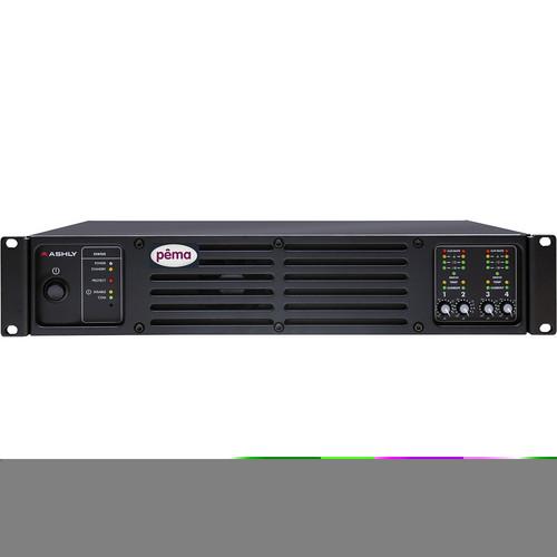 Ashly pema Powered 4125 Processor (CobraNet)