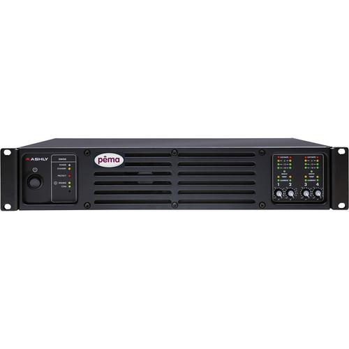 Ashly Pema Powered 4125.70 Processor (CobraNet)