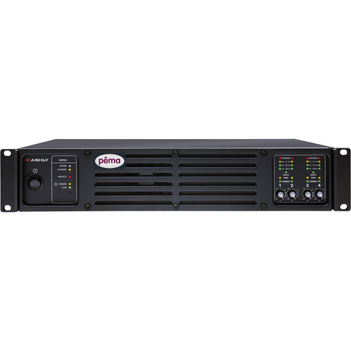 Ashly Pema Powered 4125.70 Processor (Ethernet)
