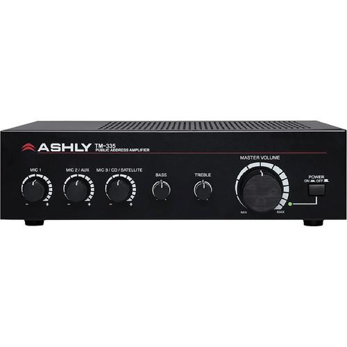 Ashly TM-335 Public Address Mixer/Amplifier