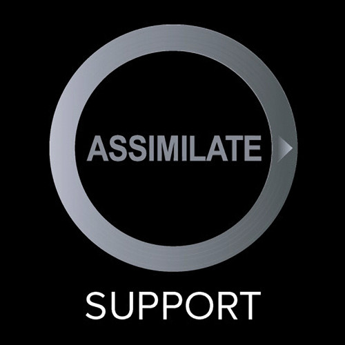 Assimilate Scratch Lab (Mac) One Year of Maintenance & Support