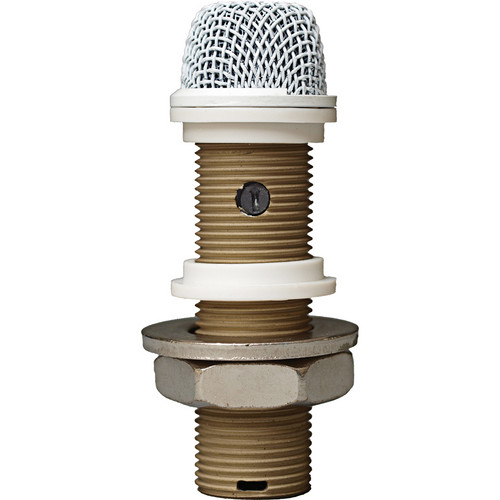 Astatic 2220VPW Boundary Microphone (White)