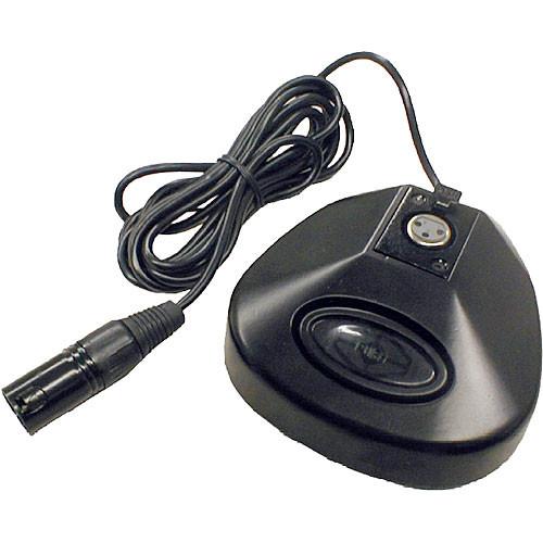 Astatic 40117 Portable Desk Base for Gooseneck Microphones