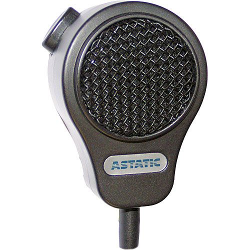 Astatic 651 Small Format Dynamic Palmheld Microphone