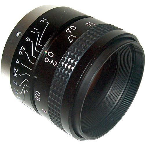 AstroScope 25mm f/0.95 C-Mount Lens
