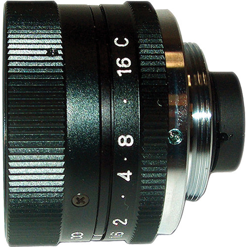 AstroScope 16mm f/1.6 C-Mount Objective Lens
