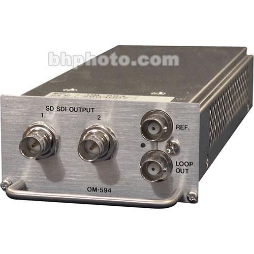 Astro Design Inc OM-594 Output Module - for SC-2055, SDI Standard Definition Input