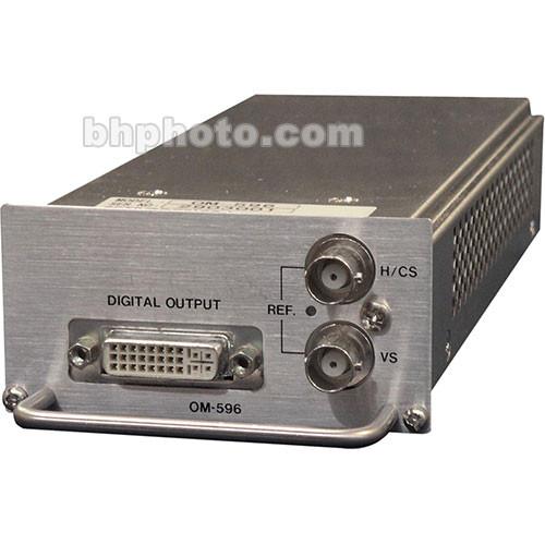 Astro Design Inc OM-596 Output Module - for SC-2055, Digital RGB DVI Input