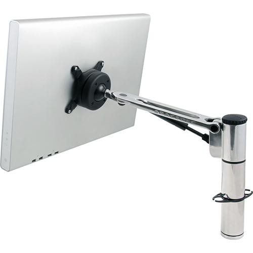 Atdec SPACEDEC Acrobat Swing Arm LCD Monitor Mount (Silver)
