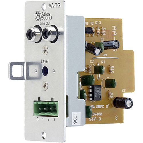Atlas Sound AA-TG - Three-Tone Chime Generator Module for AA120M